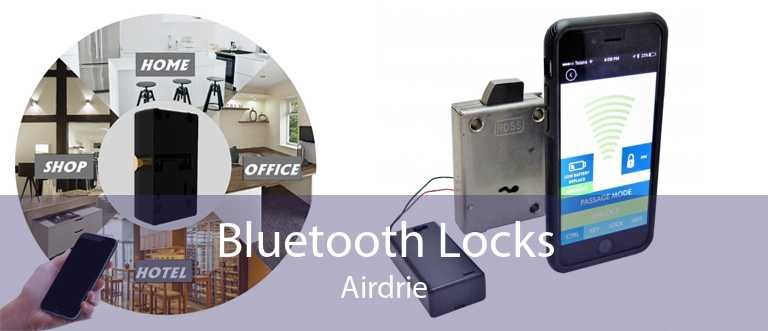 Bluetooth Locks Airdrie