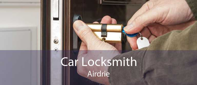 Car Locksmith Airdrie