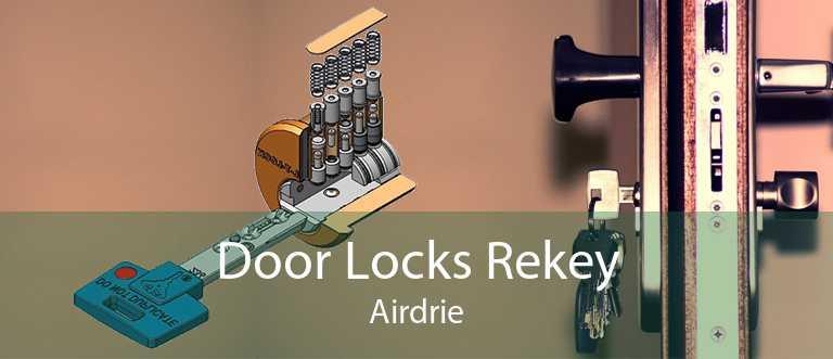 Door Locks Rekey Airdrie