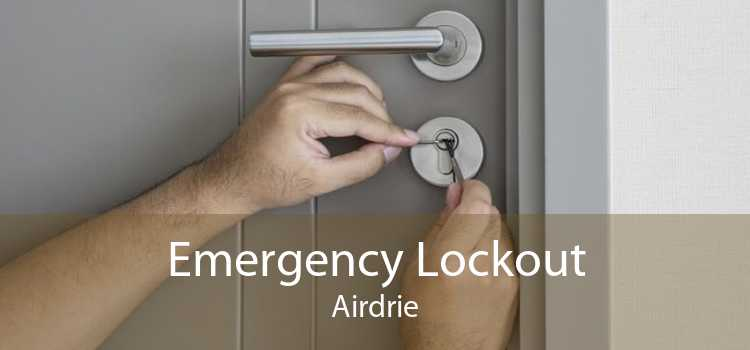 Emergency Lockout Airdrie