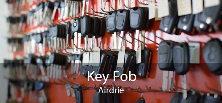 Key Fob Airdrie