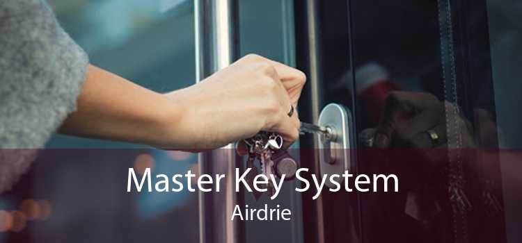 Master Key System Airdrie