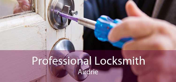 Professional Locksmith Airdrie